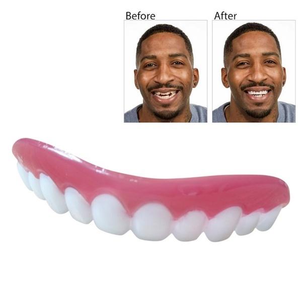 Больше никаких комплексов из-за проблем с зубами