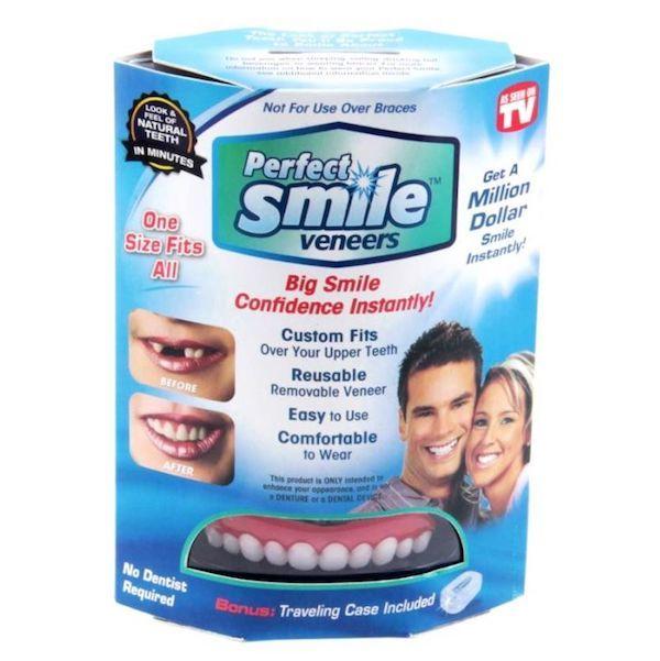 Отличный способ перестать комплексовать из-за улыбки