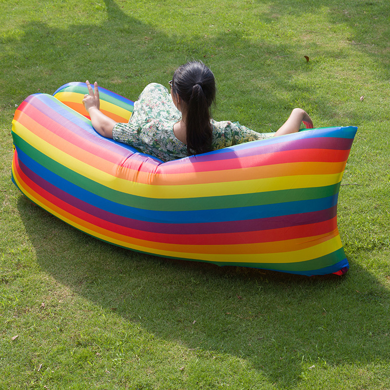 Радужный цветовой вариант гамака