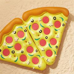 Надувной матрас «Пицца»