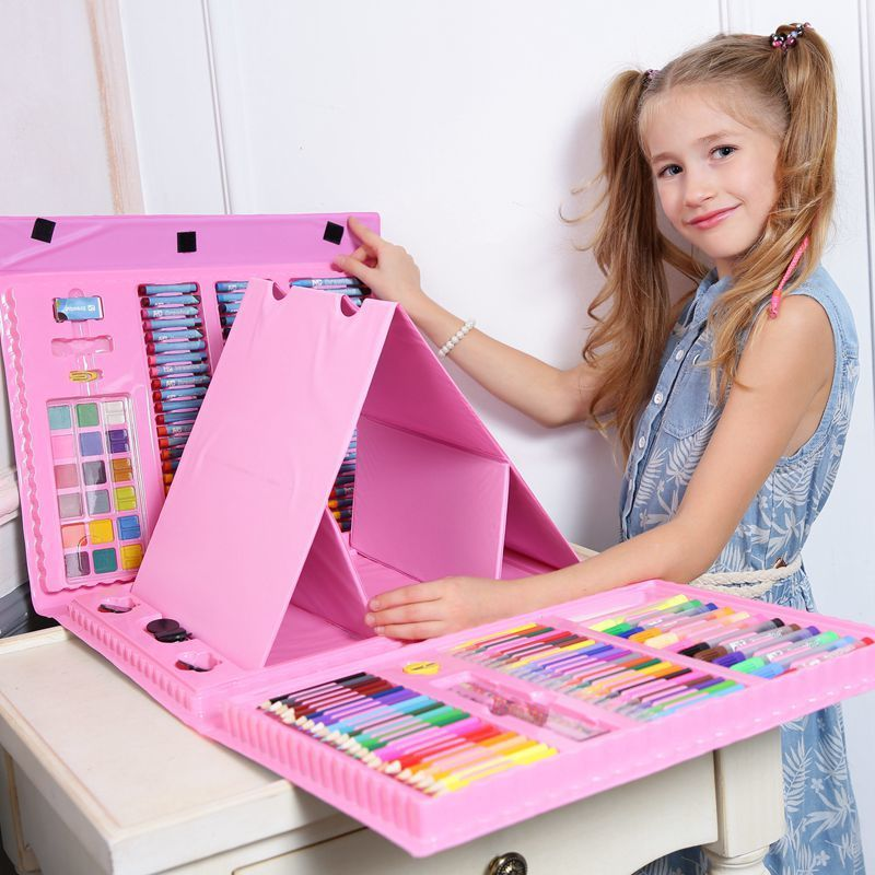 Уцененные товары Набор для рисования 176 пред. (уценка) art_color_kit.jpg