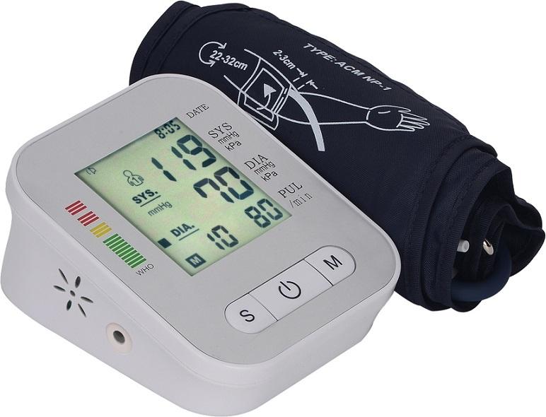 Для красоты и здоровья Автоматический тонометр Blood Pressure Monitor tonometr-na-predplechie.jpg