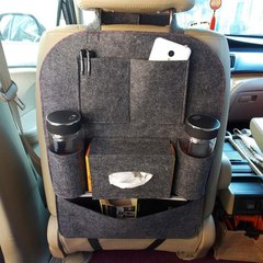 Органайзер на сиденье автомобиля