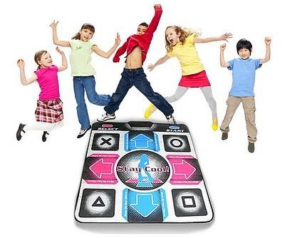Товары для детей Танцевальный коврик Dance Performance II X-_TREME_DANCE_PAD.jpg