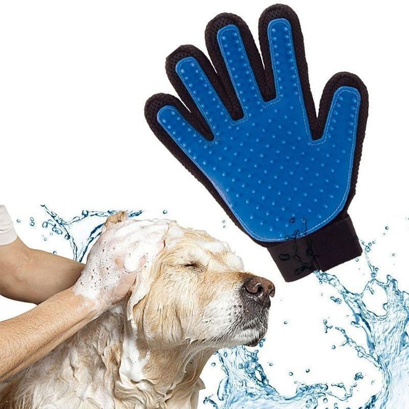 Теперь вы легко сможете вычесать свою собаку